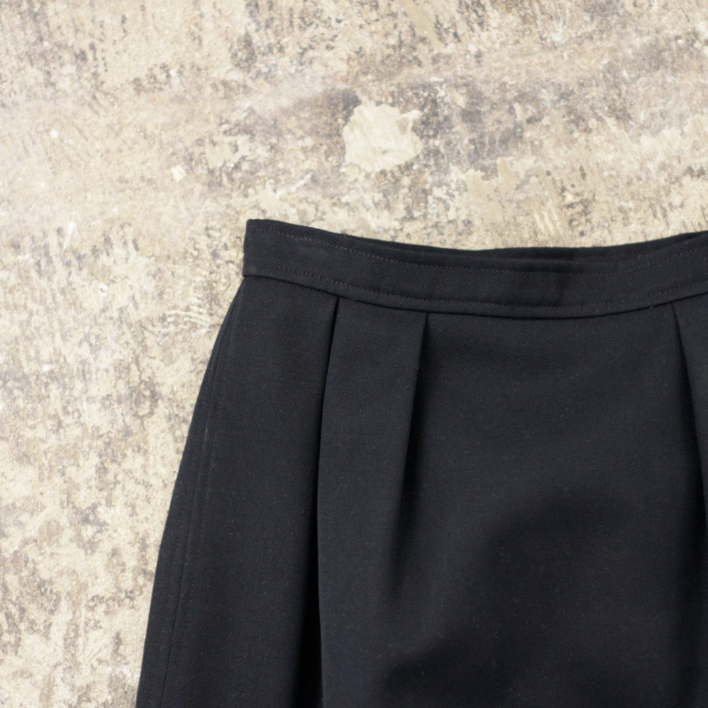 Yevs Saint Laurent -rive gauche- Vintage 1960's Pencil Skirt