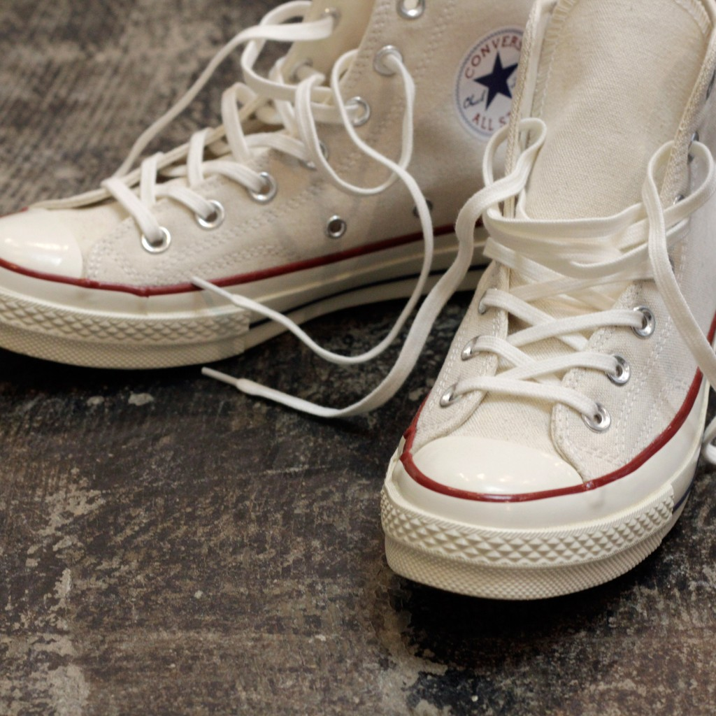 CONVERSE 1970′s Chuck Taylor All Star Hi