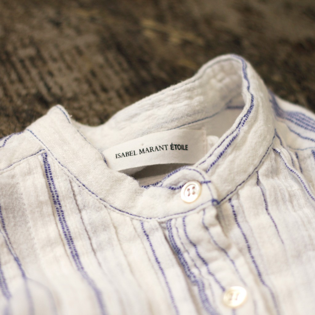 ISABEL MARANT ETOILE Stripe Tunic
