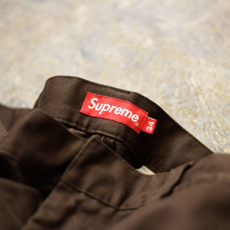 Supreme Work Pants