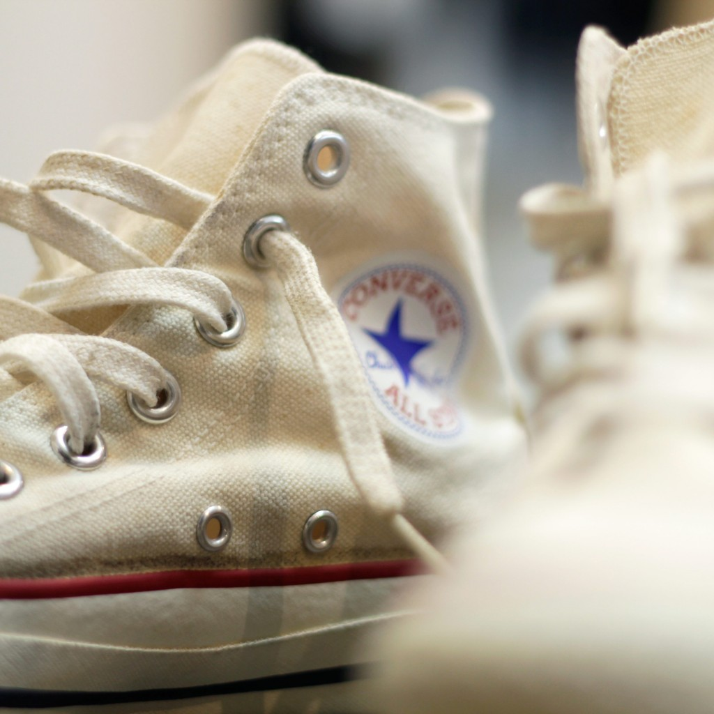 CONVERSE 90's Vintage All Star Hi