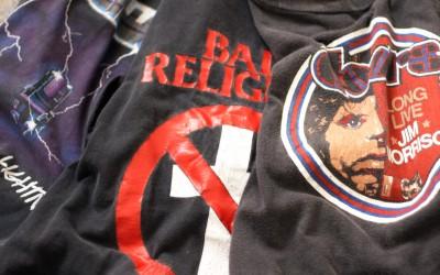 Vintage Band T-Shirts !!!