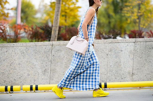 Opening Ceremony  Gingham Check Skirt