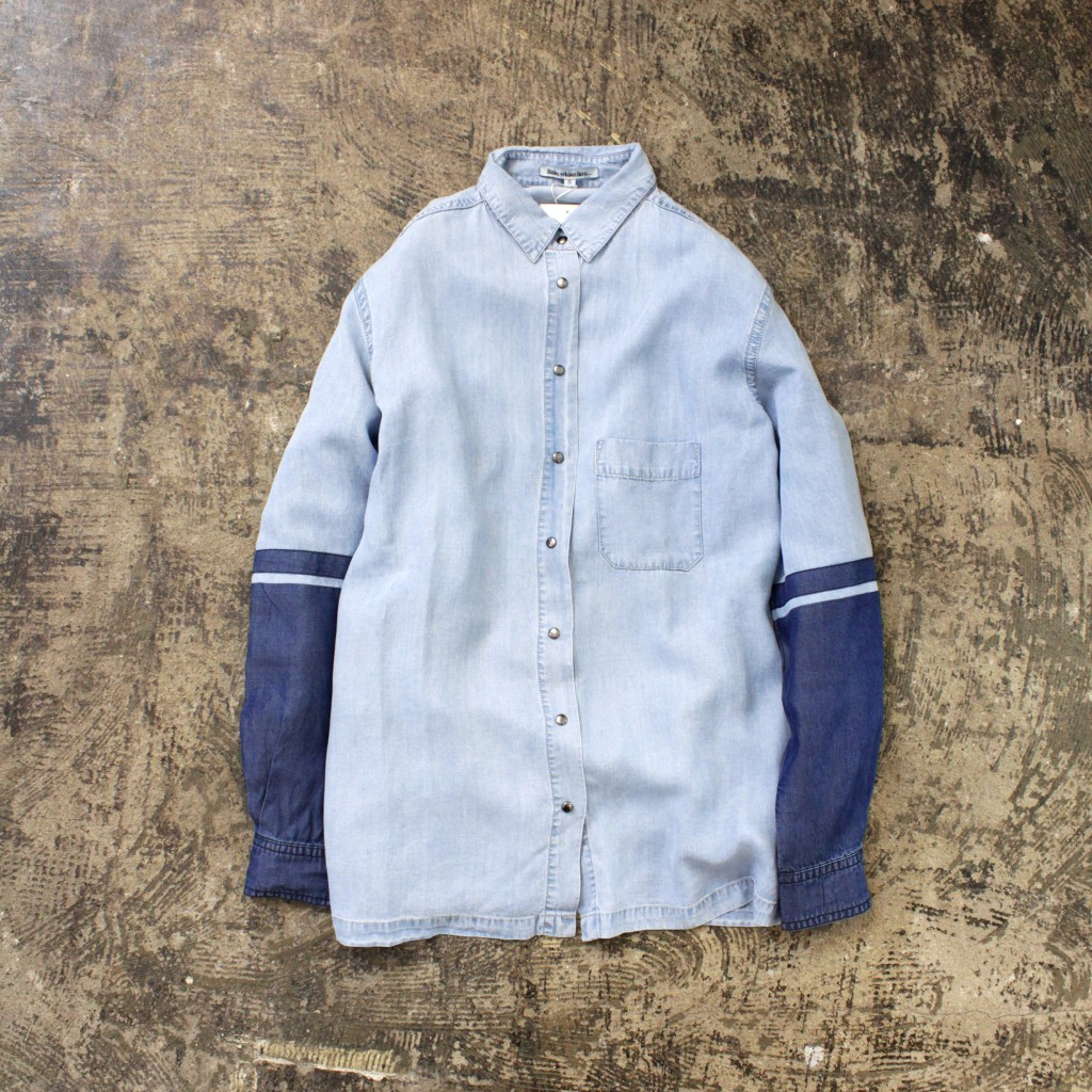 little white lies denim dress shirts