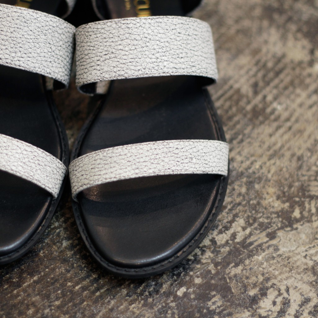 SHOE CULT by NASTY GAL Snake Leather Sandal
