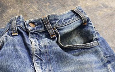 LEVI'S Vintage 646 Big E