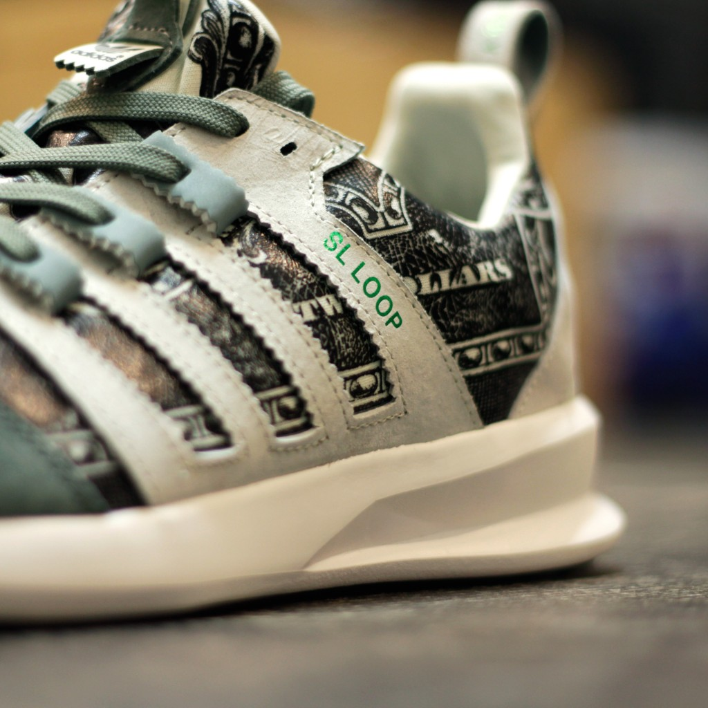 ADIDAS ORIGINALS x WISH Sl Loop Runner Independent Currency