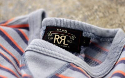RRL S/S Border Sweat