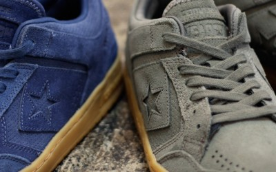CONS WEAPON Skate OX Suede × Gum