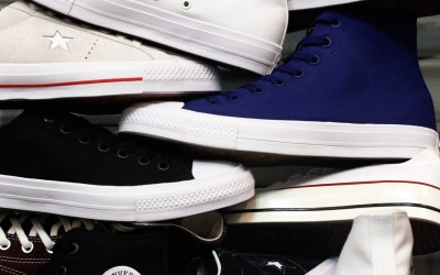 "NEW ARRIVAL ""CONVERSE & CONS"""
