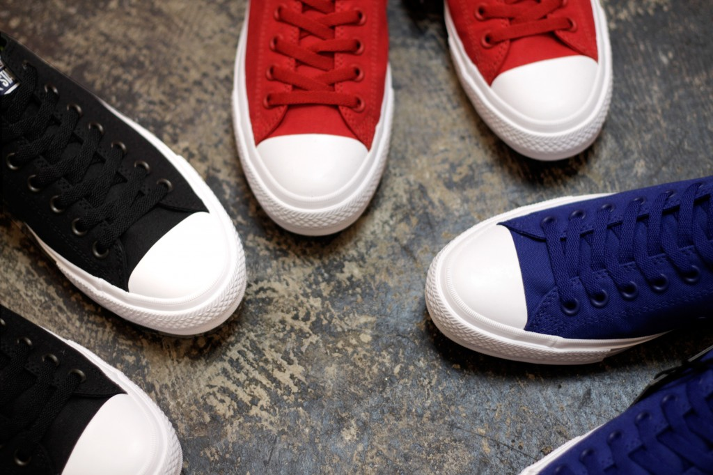 CONVERSE CHUCK TAYLOR II Low