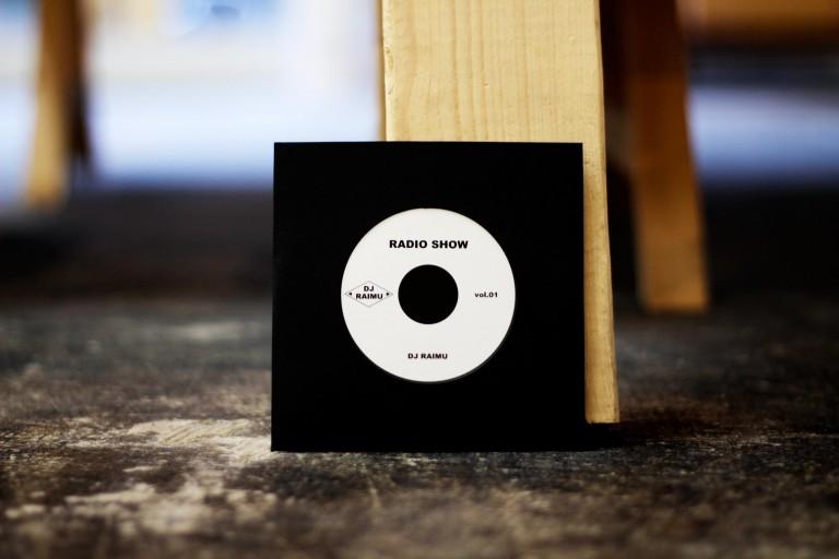 MIX CD /// DJ RAIMU Radio Show Vol.01