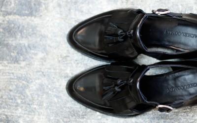 RACHEL COMEY Tassel Leather Shoes