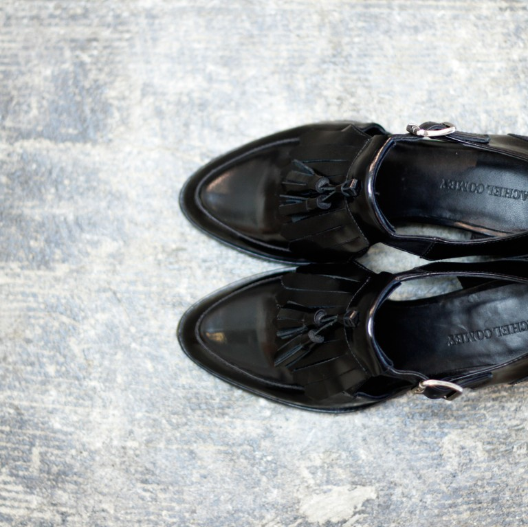 RACHEL COMEY Tassel Leather Shoes