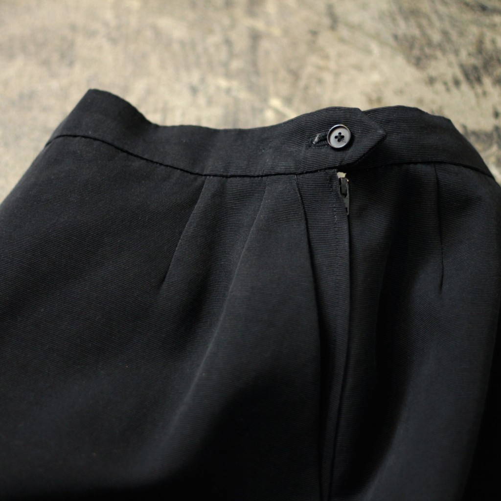 Yves Saint Laurent -rive gauche- Vintage High Waist Skirt