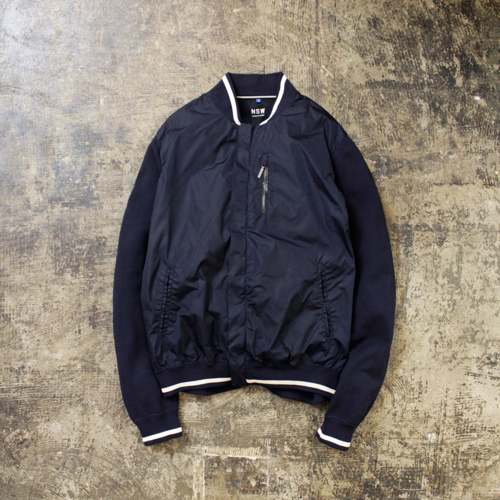 NIKE SPORTS WEAR Destroyer Bomber Jacket