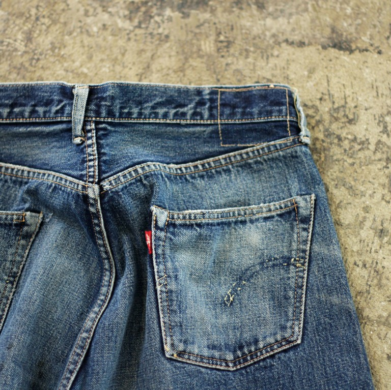 LEVI'S VINTAGE CLOTHING 1954′s 501XX Model
