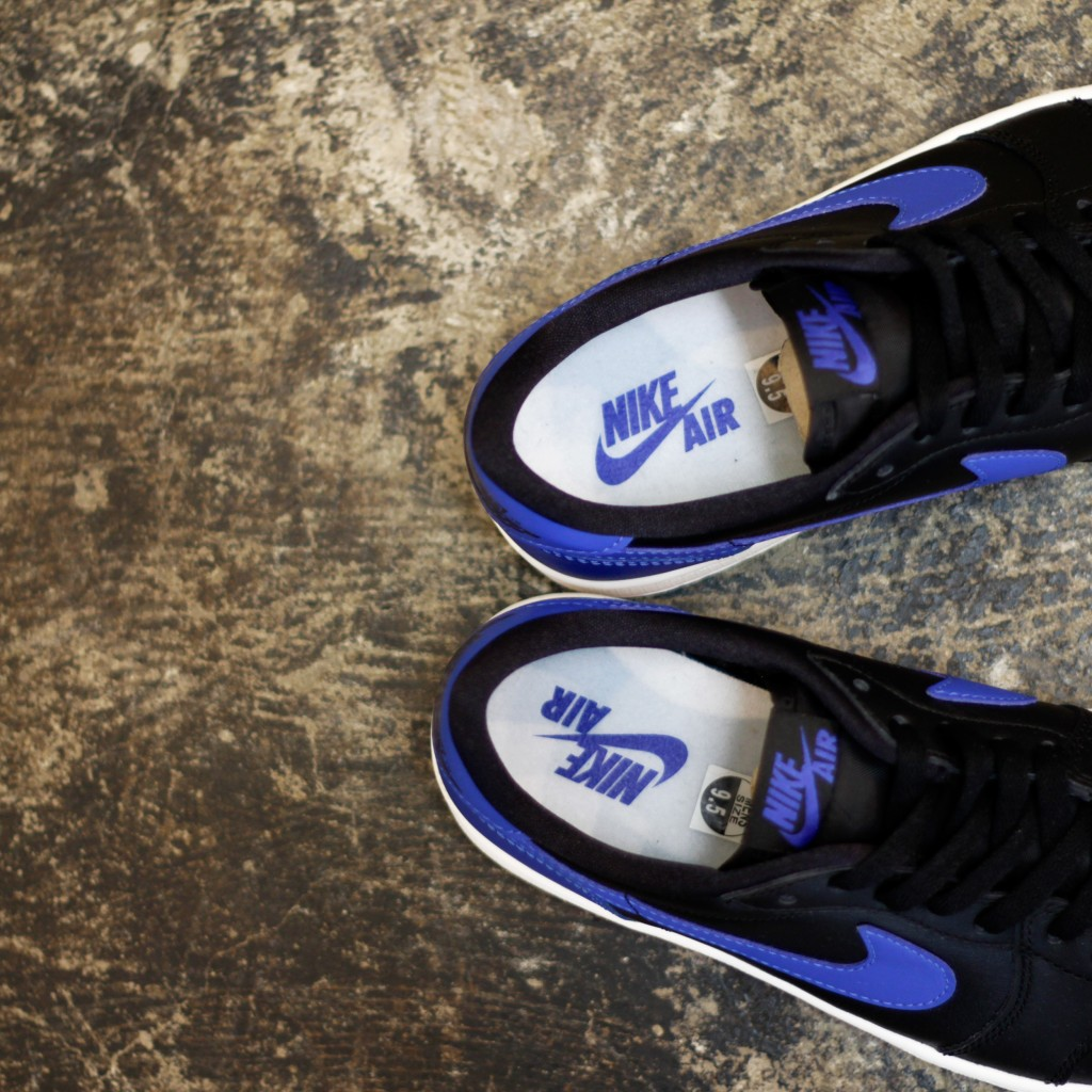 NIKE Air Jordan 1 Retro Low OG 'Varsity Royal'
