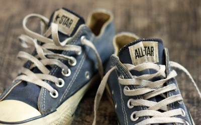 """CONVERSE 90′s Vintage All Star Low """"made in U.S.A"""""""