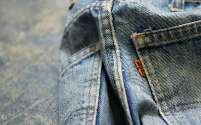 Levi's 646 70′s Vintage Customize Denim