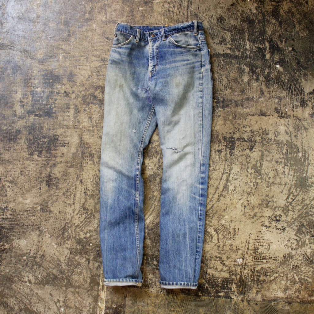 Levi's 646 70s Custom Vintage Denim