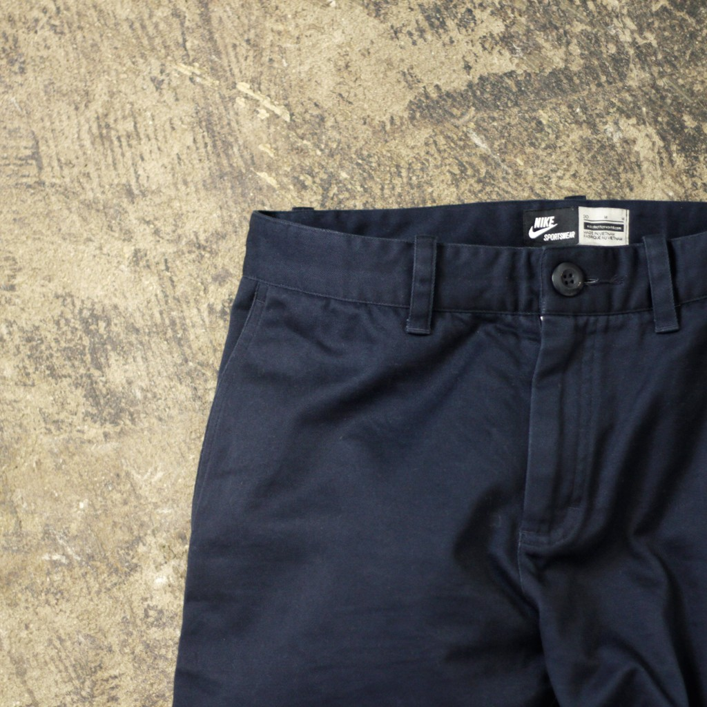 NIKE SPORTSWEAR Cinch Back Selvage Chino