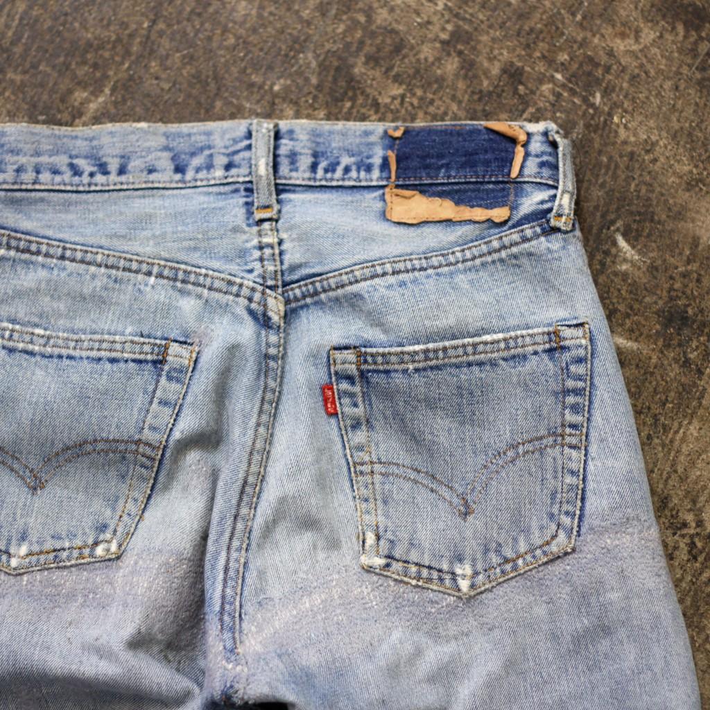 Levi's Vintage 501 66 Single Stitch
