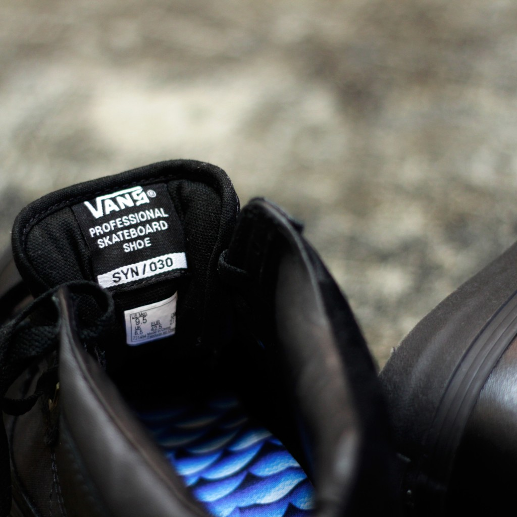 "VANS SYNDICATE Mountain Edition 4Q ""S"" Max Schaaf"