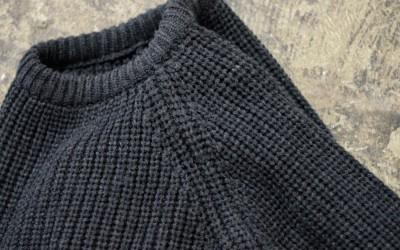 FAITHFULL THE BRAND Hand Made Knit