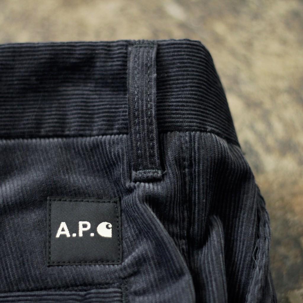 A.P.C. × CARHARTT Corduroy Pant