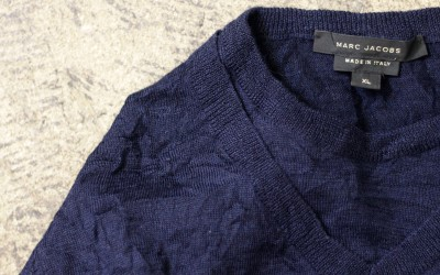 MARC JACOBS Made in ITALY Layering Knit