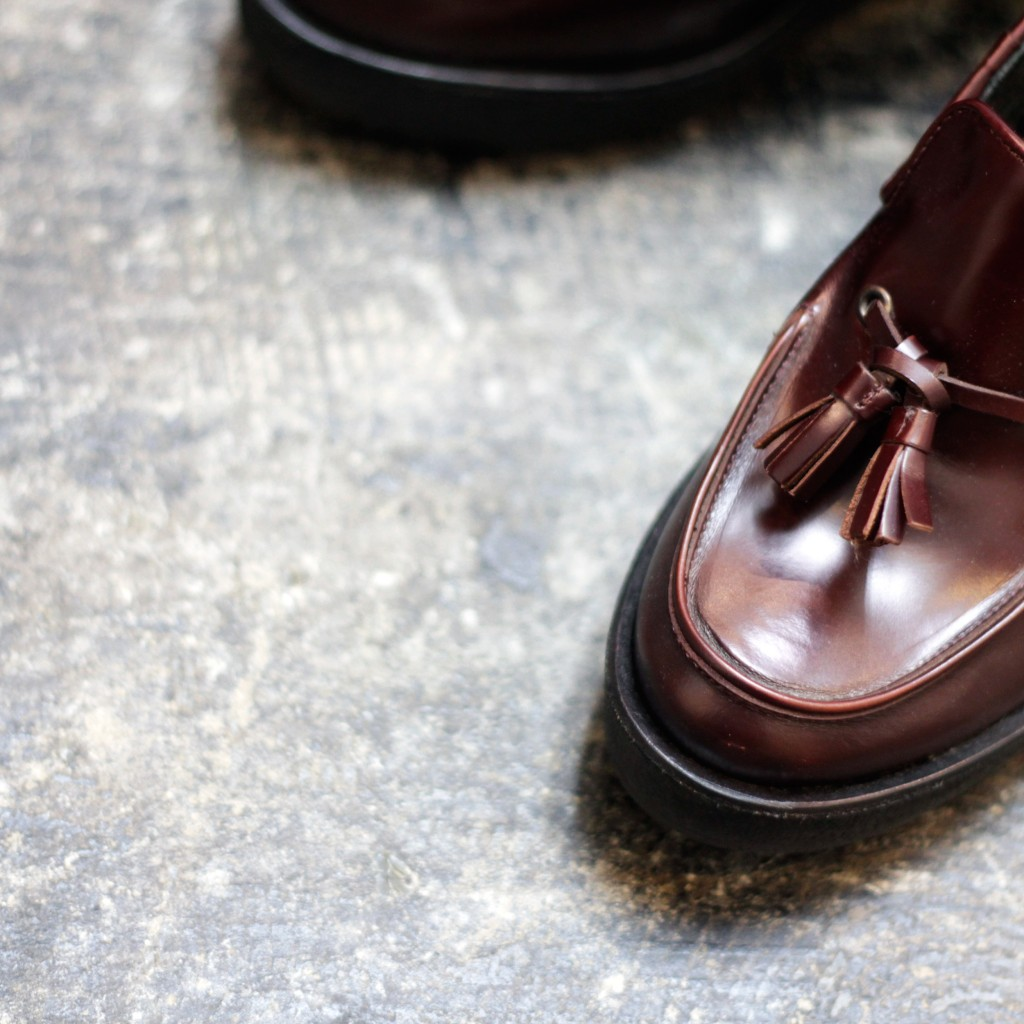 PIERRE HARDY Tassel Platform Loafer Wedge