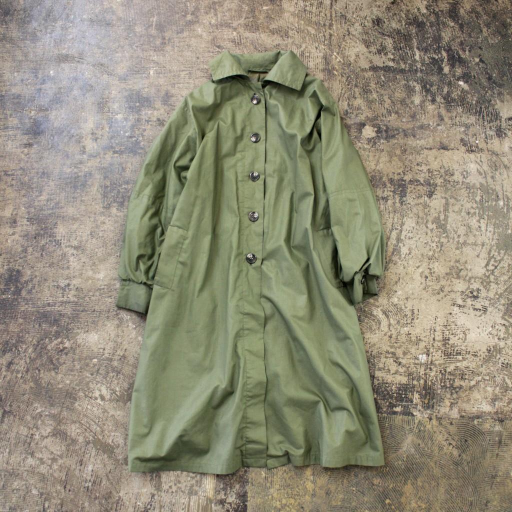 Vintage Over Size Long Coat