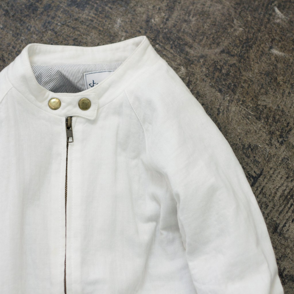 steven alan Single Riders Cotton Jacket