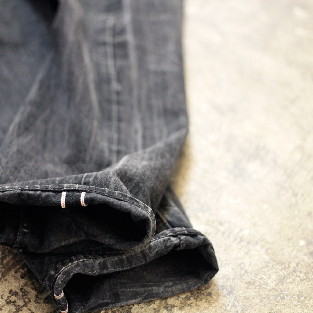 supreme LEVI'S 505 Black Denim