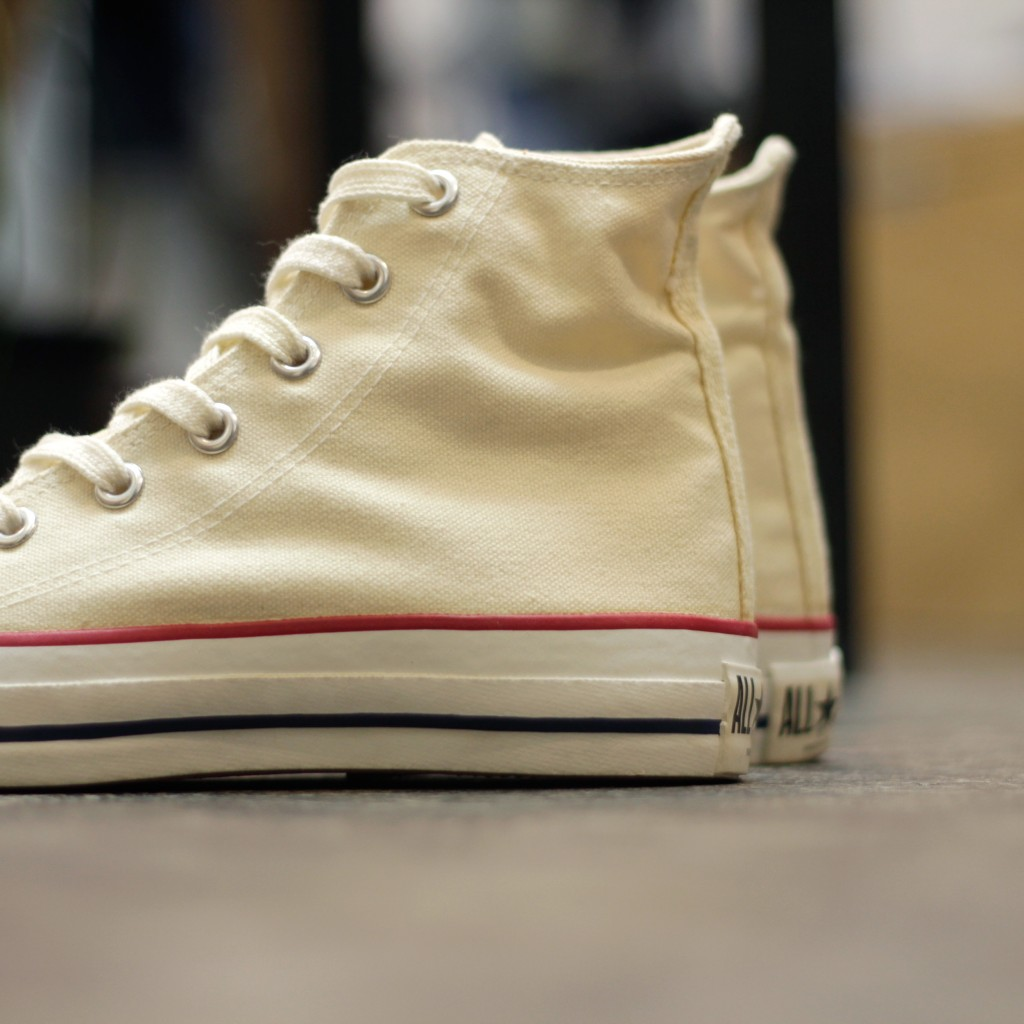 CONVERSE 80s Vintage All Star Hi DEAD STOCK With BOX