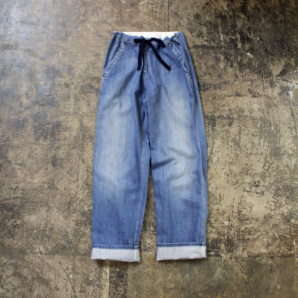 SEE BY CHLOE Wide Denim Pant