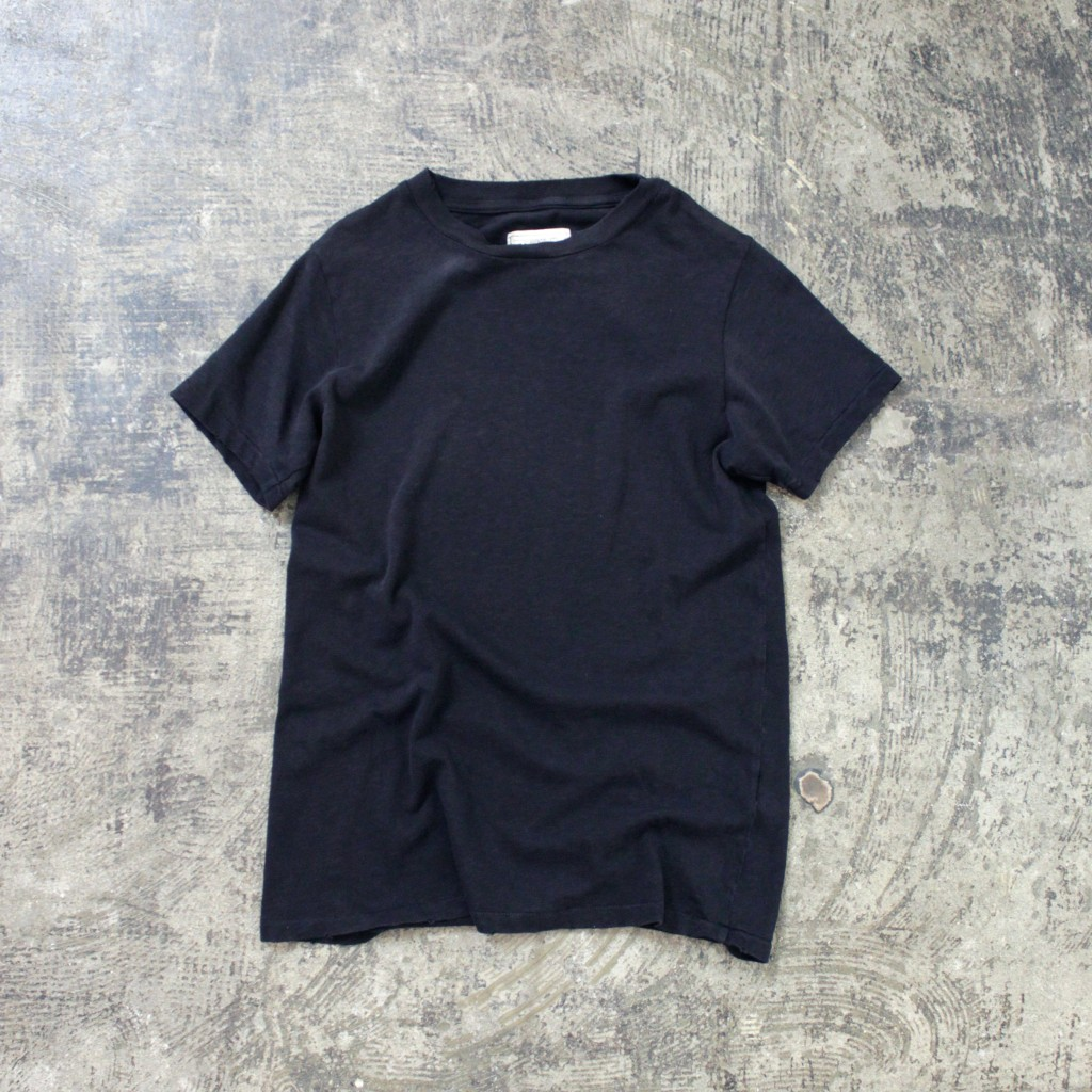 "CURRENT/ELLIOTT The Slight Tee ""BLACK BEAUTY"""