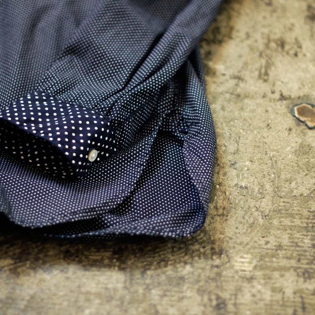 Engineerered Garments Dot Shirt