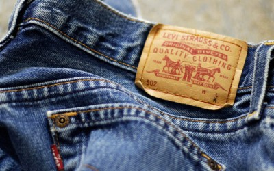 Levi's Vintage 502 Made in U.S.A
