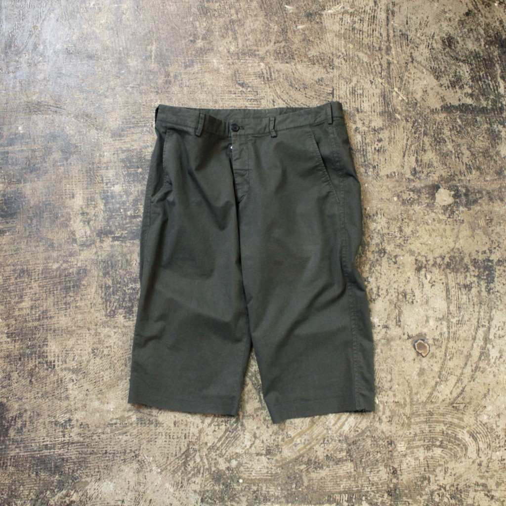 PRADA Cut Off Customize Shorts