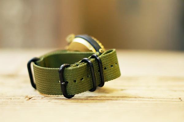 DaLuca Straps NATO Watch Straps