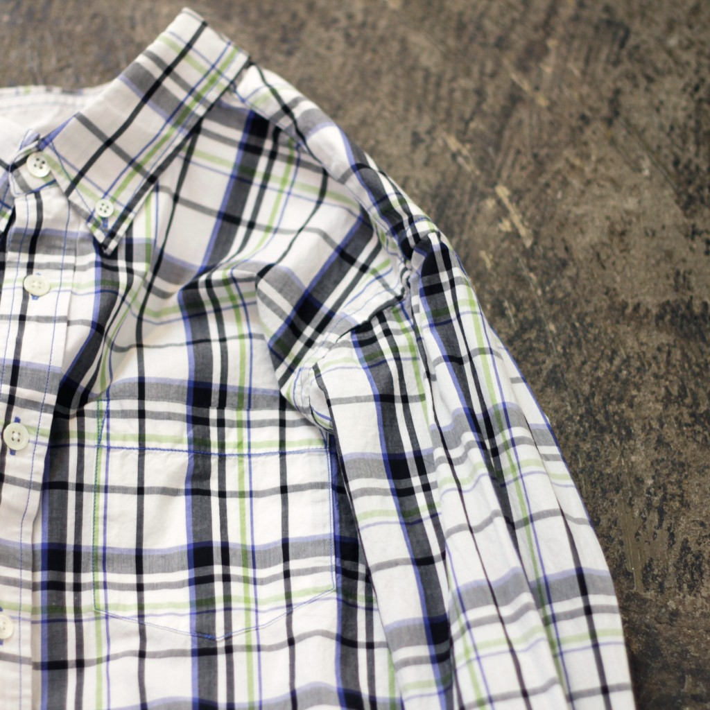 STUSSY DELUXE B.D Check Shirt