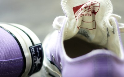 "CONVERSE First String 1970 Chuck Taylor OX ""Frozen Lilac"""