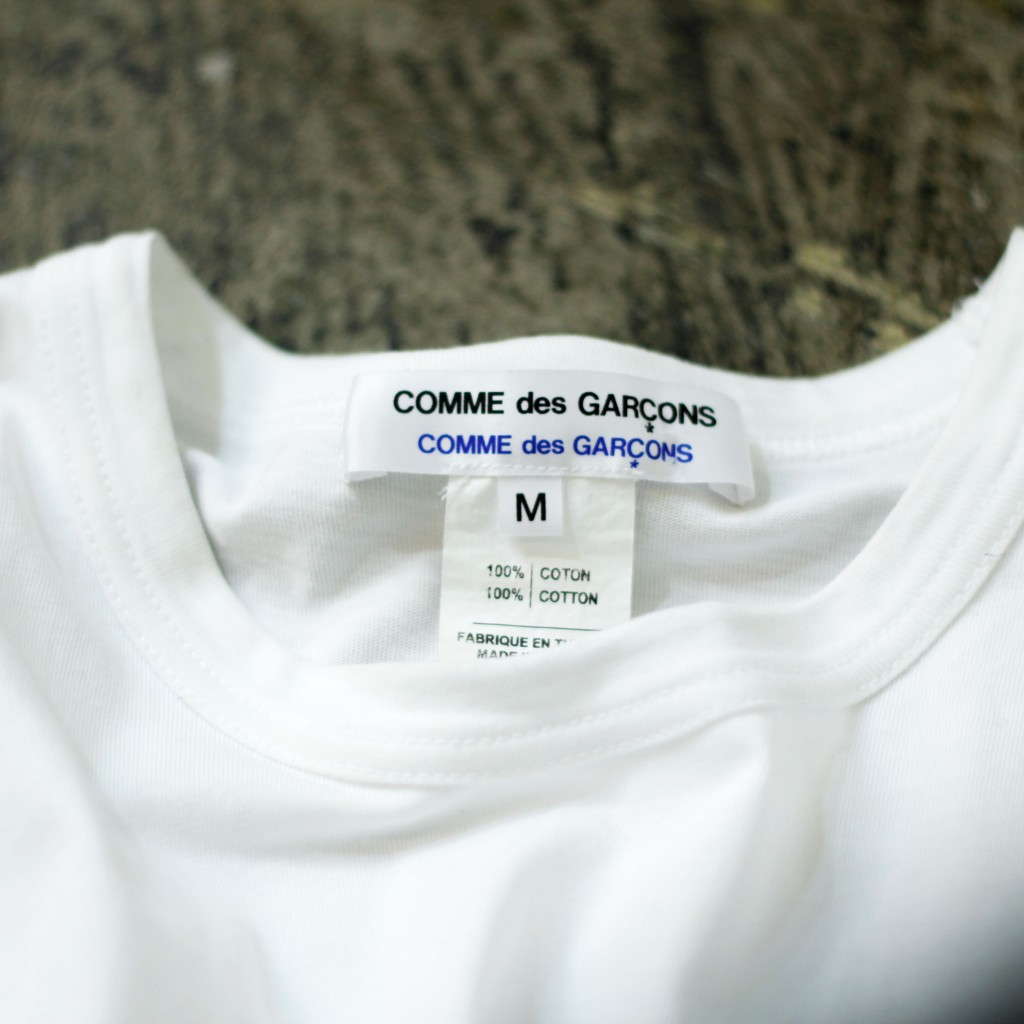 COMME des GARCONS COMME des GARCONS N/S Basic T-Shirt