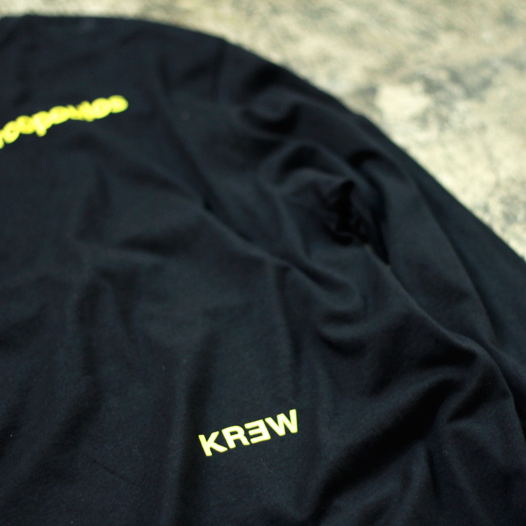 "KR3W Photo T-Shirt ""Photo by Ari Marcopoulos"""