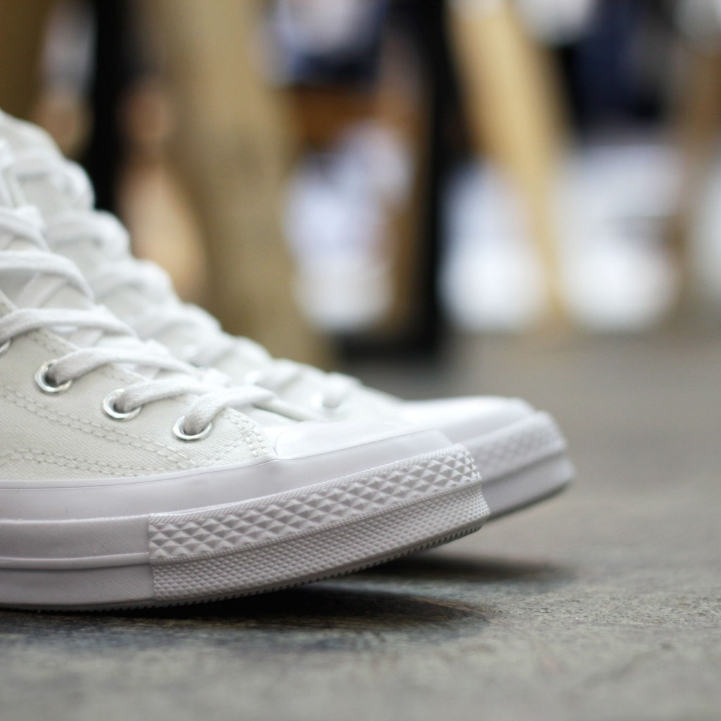 "CONVERSE First String 1970 Chuck Taylor Hi ""Monochrome"""