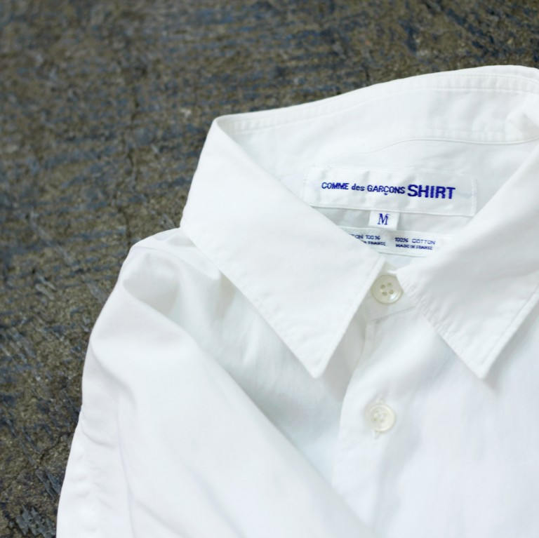 COMME des GARCONS SHIRT S/S Cotton Shirt