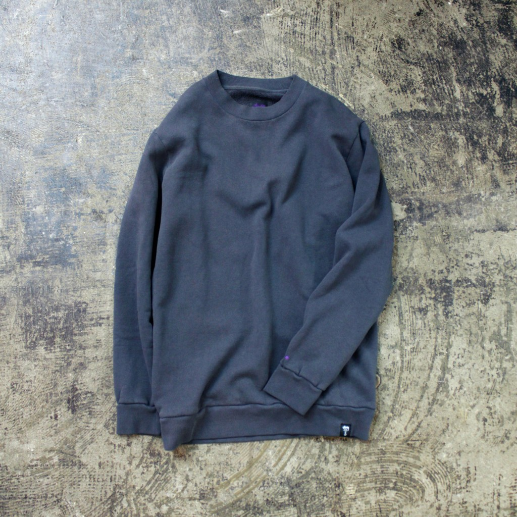 STUSSY DELUXE Crew Neck Sweat