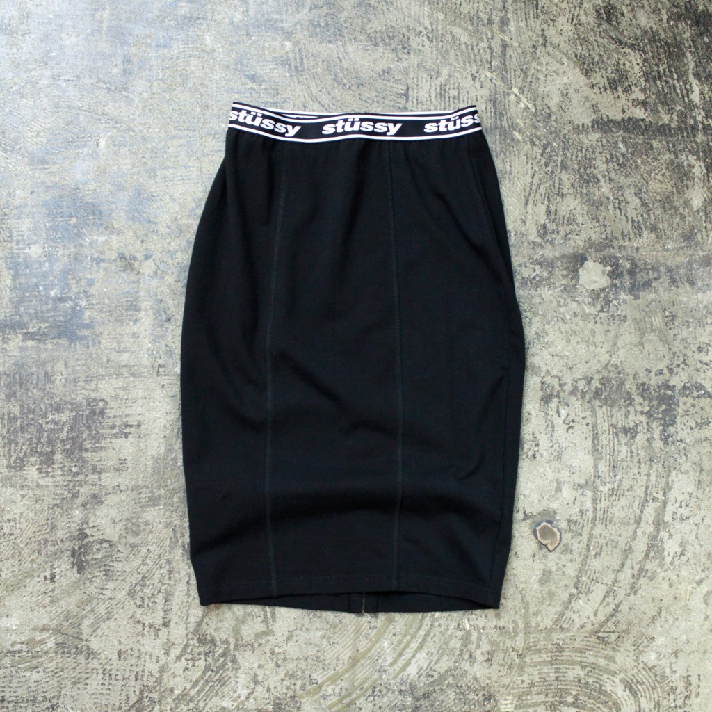 TUSSY WOMEN Logo Pencil Skirt